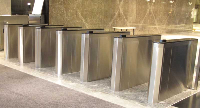Optical Turnstiles Model 152SF