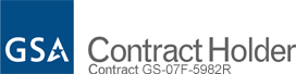 GSA Contract Holder | Contract GS-07F-5982R